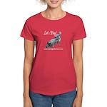 Let's Play! Women's Dark T-Shirt