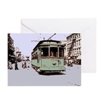 Old Streetcar 1930's Cards (Pk of 10)