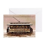 Old Carrollton Streetcar Cards (Pk of 10)