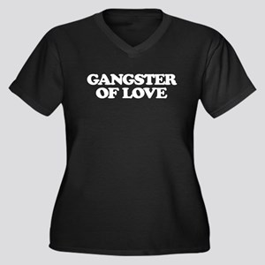 Gangster Of Love Plus Size T-Shirt