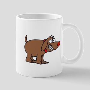 Brown Dog Mugs