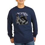 MCK Siberians Long Sleeve Dark T-Shirt