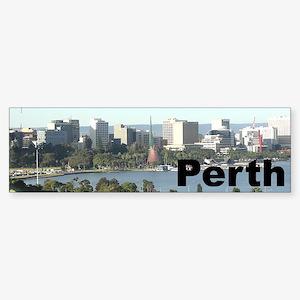Perth, Western Australia Bumper Sticker