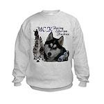 MCK Siberians Kids Sweatshirt