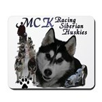 MCK Siberians Mousepad