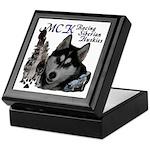 MCK Siberians Keepsake Box