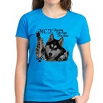 MCK Siberians Women's Dark T-Shirt