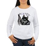 MCK Siberians Women's Long Sleeve T-Shirt