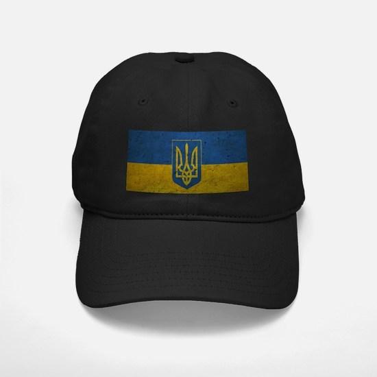 Ukrainian Flag Baseball Hat