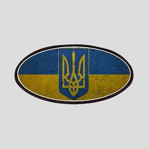 Ukrainian Flag Patches