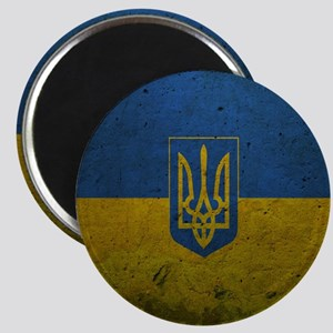 Ukrainian Flag Magnets