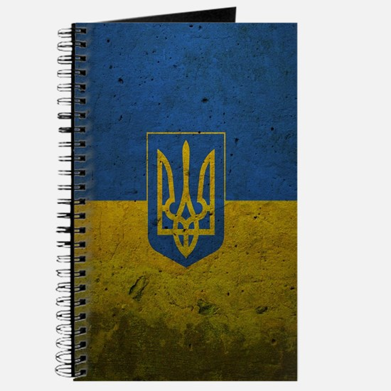 Ukrainian Flag Journal