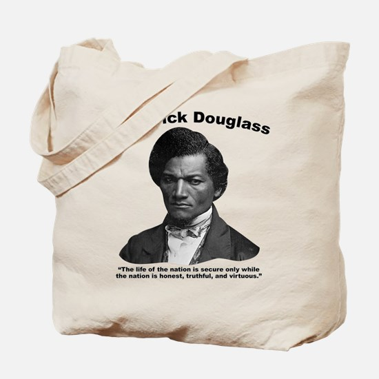 Douglass: Virtuous Tote Bag