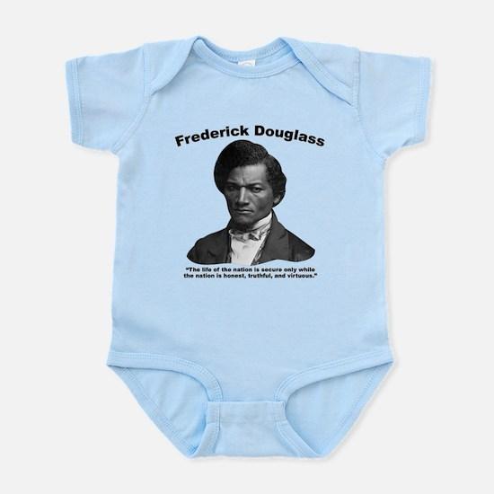 Douglass: Virtuous Infant Bodysuit