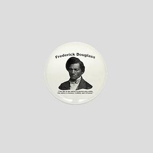 Douglass: Virtuous Mini Button