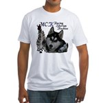 MCK Siberians Fitted T-Shirt