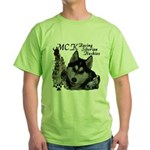 MCK Siberians Green T-Shirt