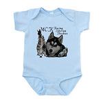 MCK Siberians Infant Bodysuit