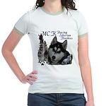 MCK Siberians Jr. Ringer T-Shirt