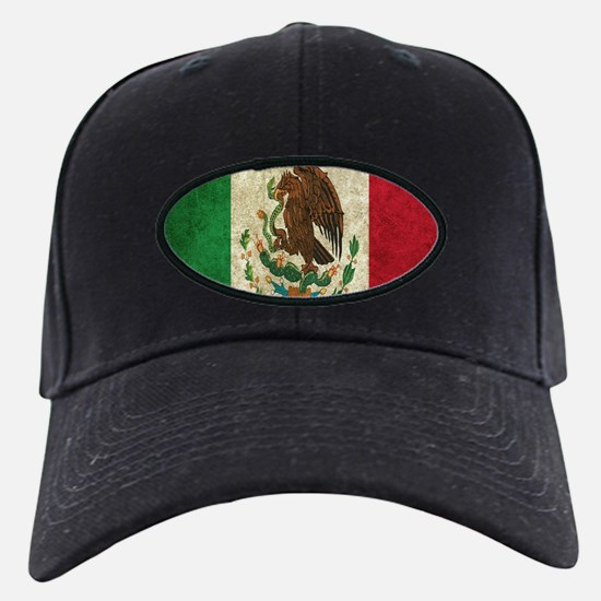 Mexican Flag Baseball Hat