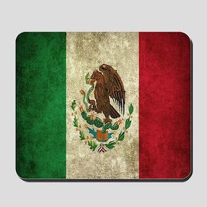 Mexican Flag Mousepad