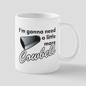 cowbell2 Mugs