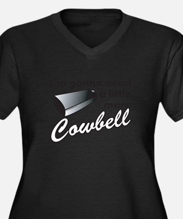 cowbell2.png Plus Size T-Shirt