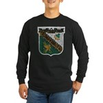 USS EDWARD MCDONNELL Long Sleeve Dark T-Shirt