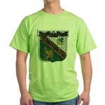 USS EDWARD MCDONNELL Green T-Shirt