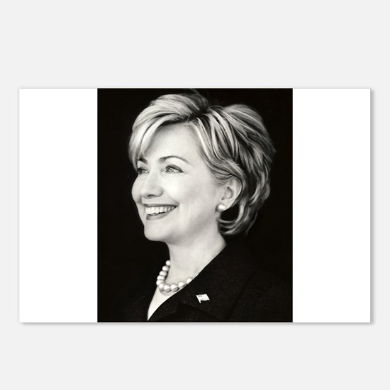 NewHillary Postcards (Package of 8)