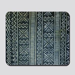 Mud Cloth Inspired Mousepad