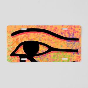 Eye Of Horus Egyptian Symbo Aluminum License Plate