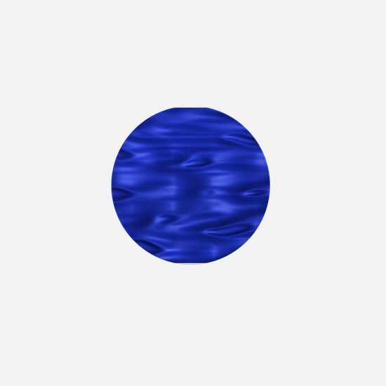 Blue Waves Mini Button (10 pack)