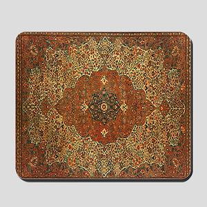 Antique Tabriz Pattern Mousepad