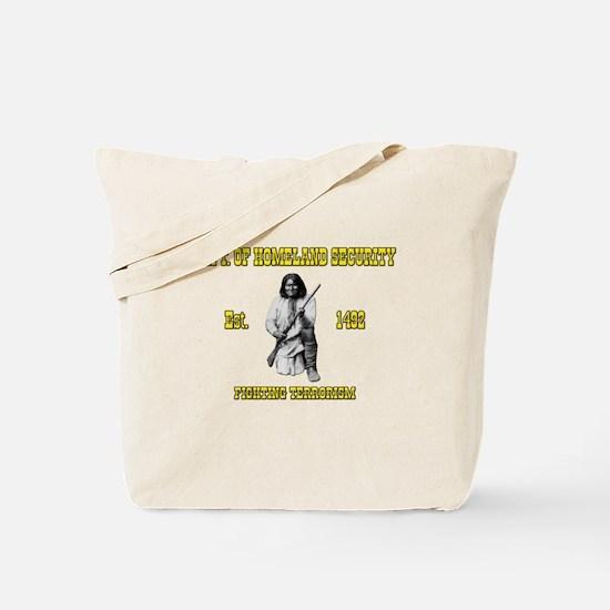 Dept. of Homeland Security Tote Bag