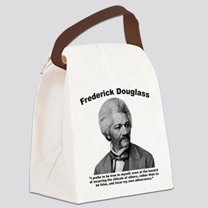 Douglass: True Canvas Lunch Bag