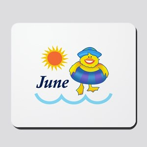JUNE Mousepad