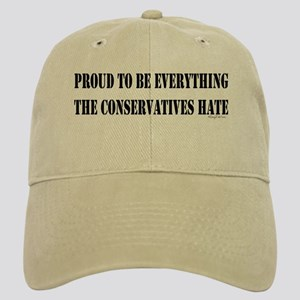 Everything Conservatives Hate Cap