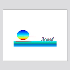 Josef Small Poster