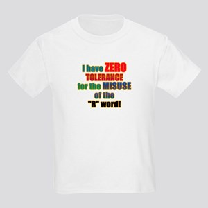 Zero Tolerance Kids Light T-Shirt