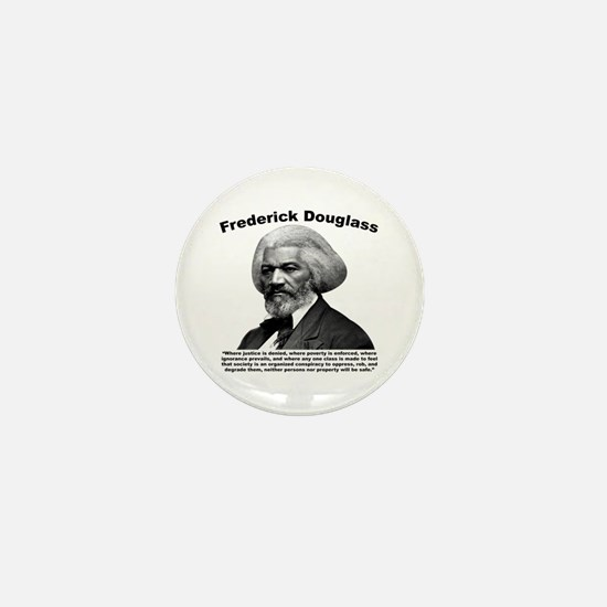Douglass: Class Mini Button