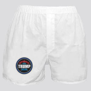 Deplorables for Trump 2020 Boxer Shorts