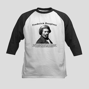 Douglass: Justice Kids Baseball Jersey
