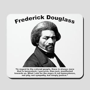 Douglass: Justice Mousepad