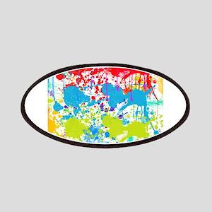 Paint Splatter Patches