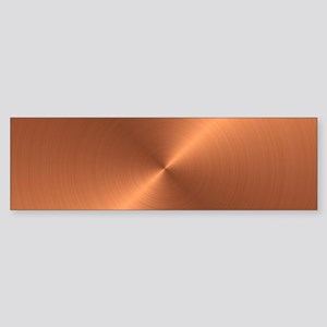 10x10_apparel-Copper Bumper Sticker
