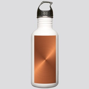 10x10_apparel-Copper Stainless Water Bottle 1.0L
