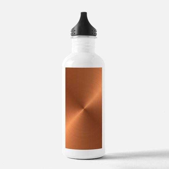 10x10_apparel-Copper Water Bottle