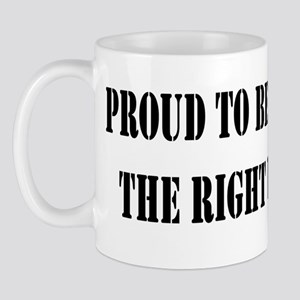 Everything Right Wing Hates Mug