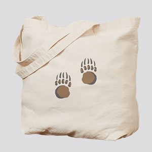BEAR PAW Tote Bag